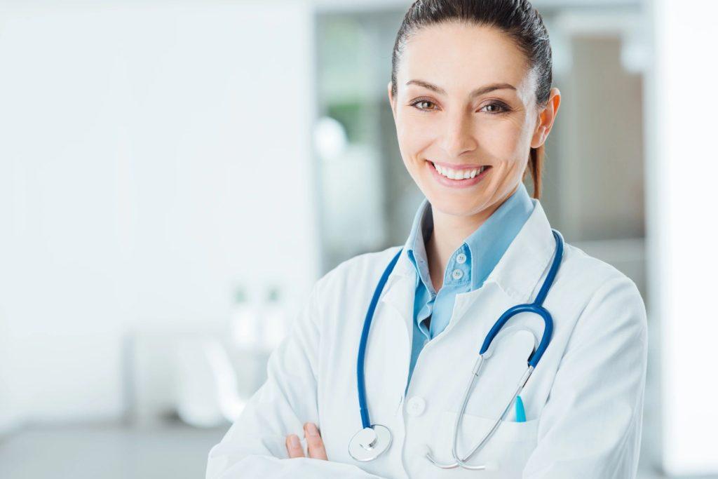 female naturopathic MD