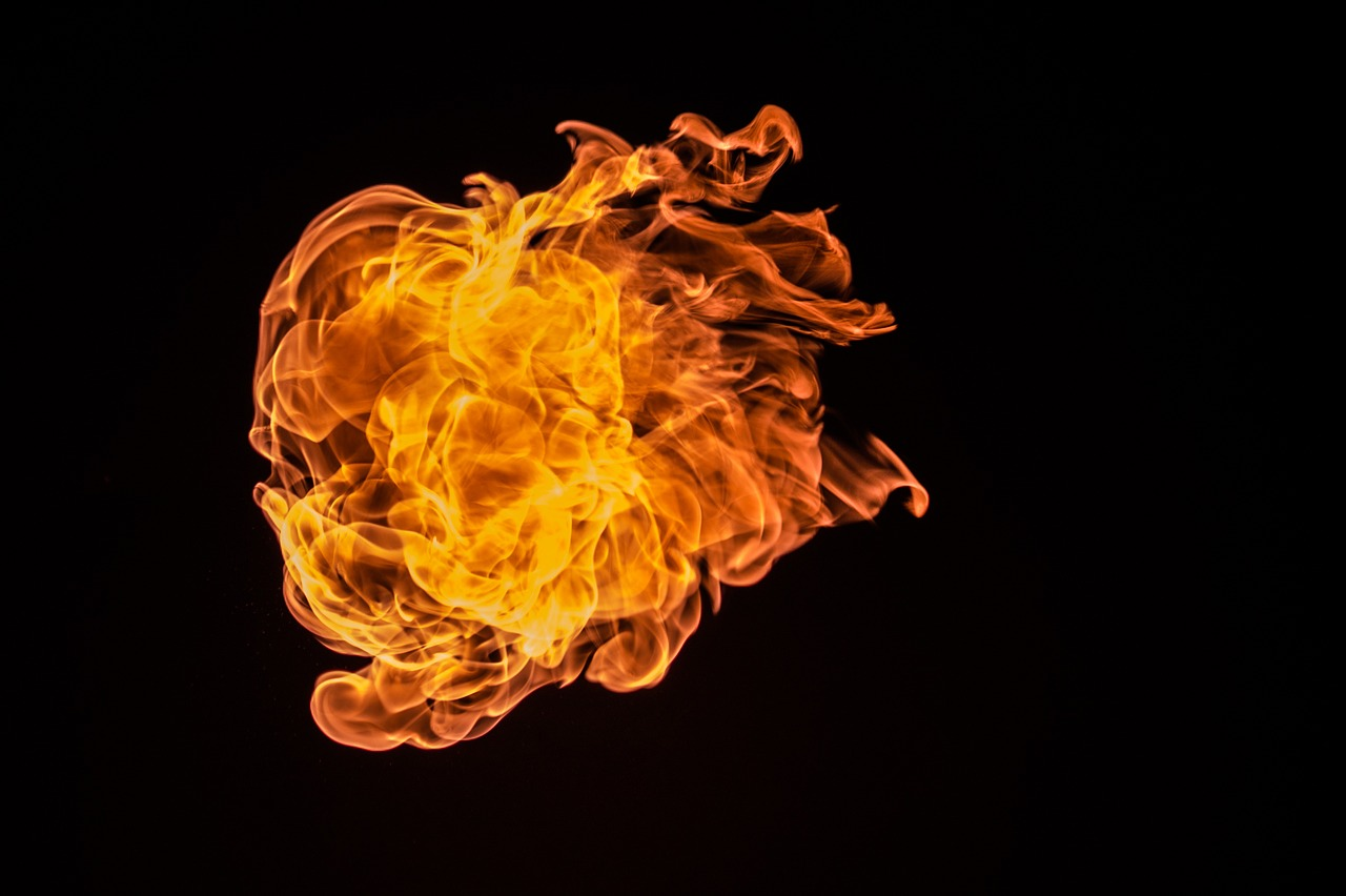 inflammation burns
