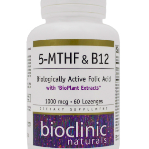B12 and 5-MTHF for MTHFR