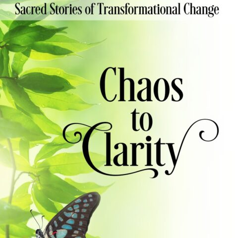 chaos to clarity front cover