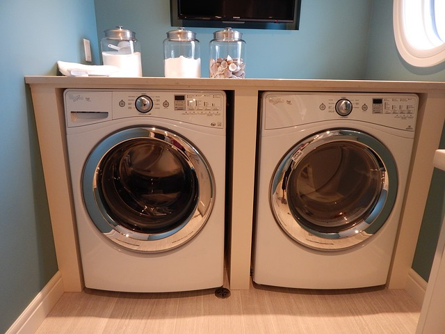 natural laundry products and washer and dryer